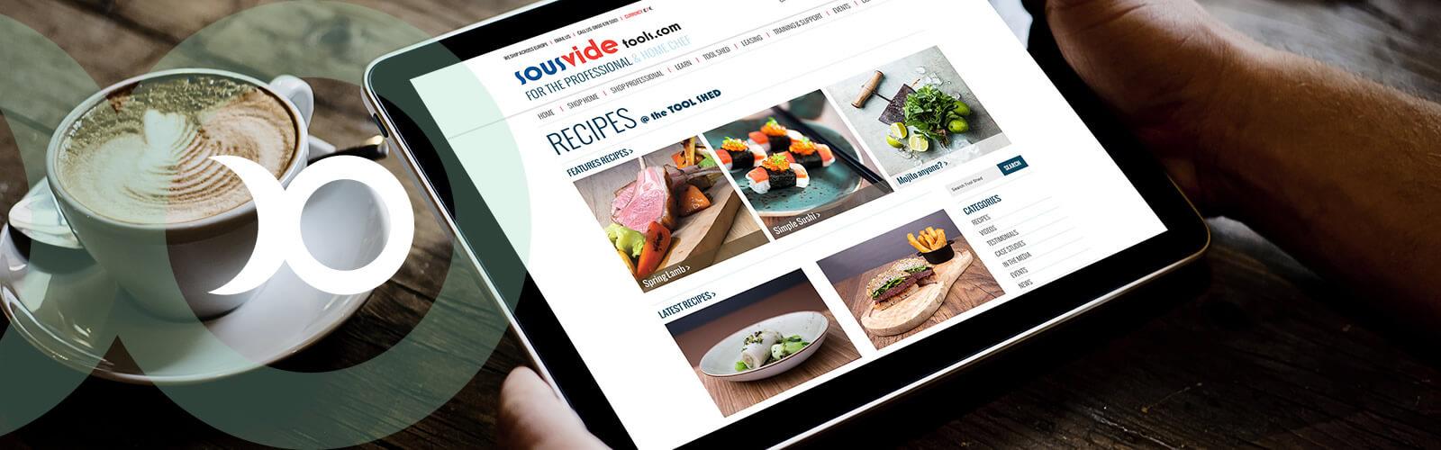 blog design services